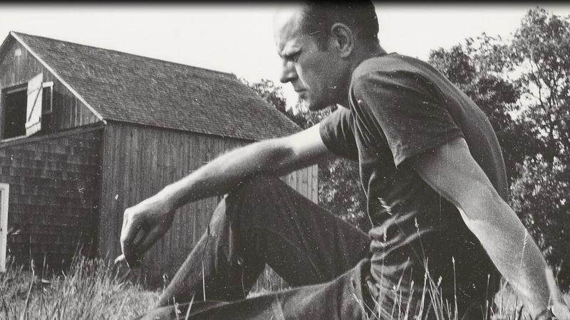 How a Jackson Pollock Photograph Inspired Peter Doig