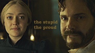 The Alienist | Laszlo & Sara | The Stupid The Proud