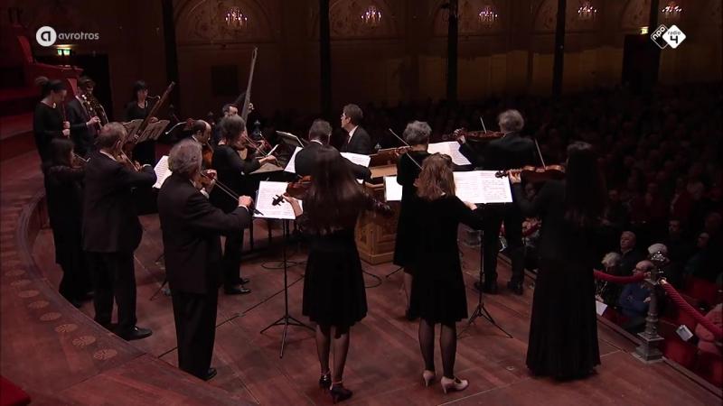 Francesco Onofrio Manfredini Concerto pastorale per il Santissimo Natale Musica Amphion Pieter Jan Belder