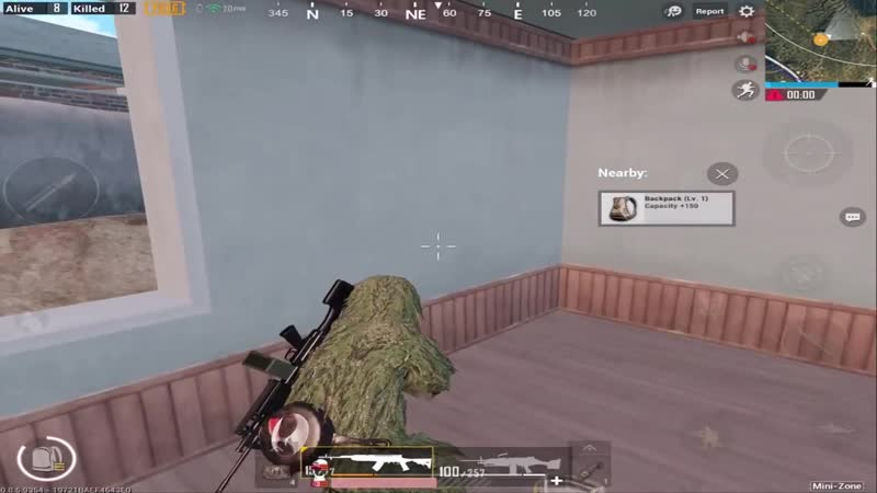 TalkToHand Baba Yaga ooga booga plays PUBG Mobile Ghillie Suit Action