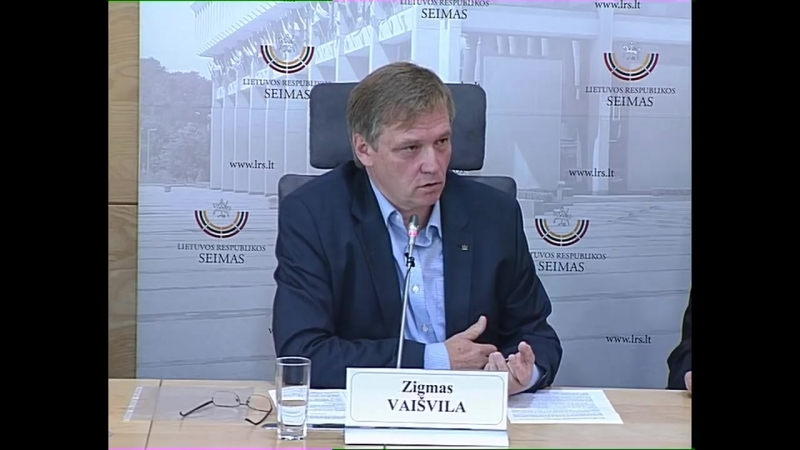 Seimo narys Z Jedinski ir Lietuvos Nepriklausomybės Akto signataras Z Vaišvila dėl KGB šnikų išslaptinimo 2018 10 10 Jeigu