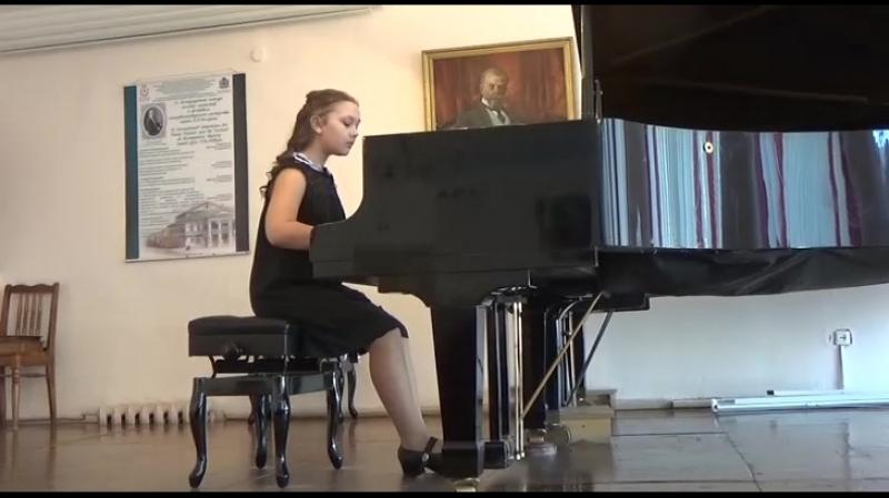 IX Международный конкурс молодых пианистов имени В Ю Виллуана 28 03 2018 Шешенина Ульяна лауреат III степени