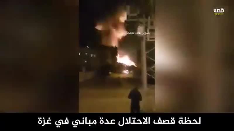 Потужна відповідь армія Ізраїлю на обстріли з боку сектора Газа