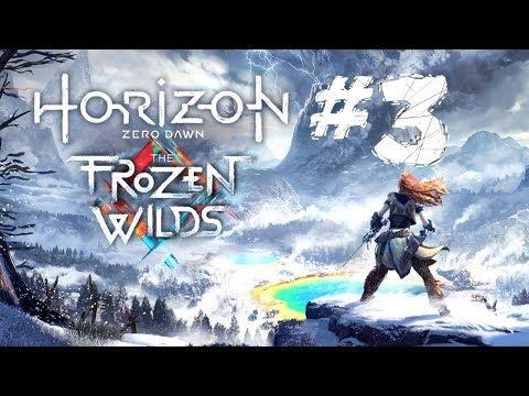 Давайте сыграем в Horizon Zero Dawn The Frozen Wilds 3