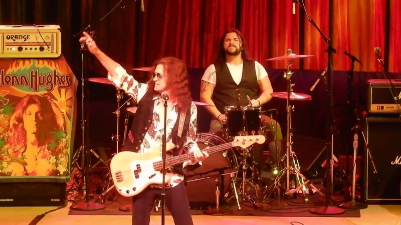 GLENN HUGHES YOU KEEP MOVING ON @ NYCB Theater at Westbury August 25 2018