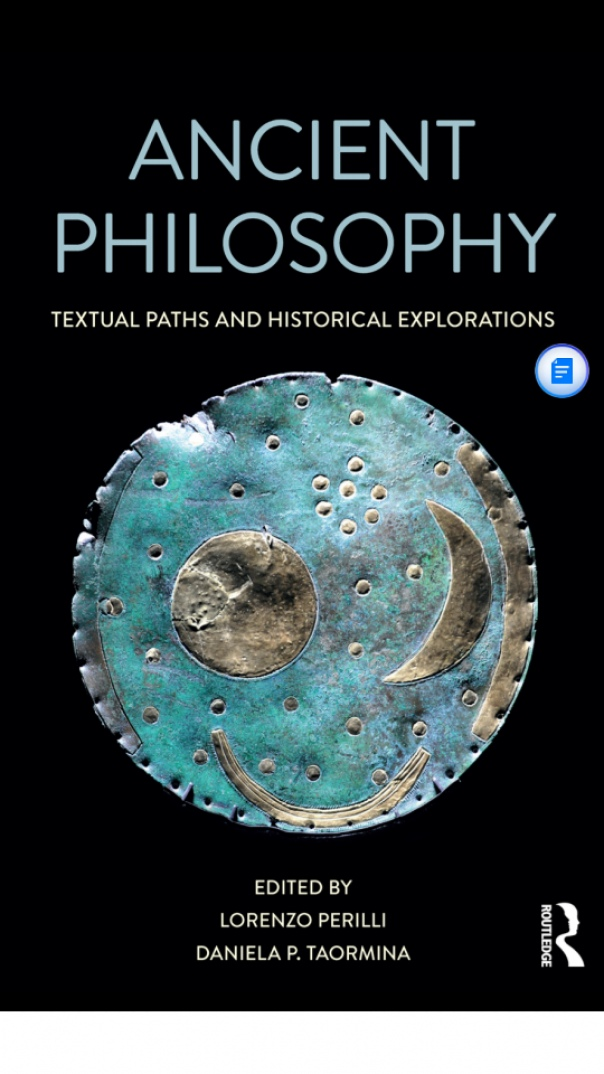 Ancient Philosophy Textual Paths and Historical Explorations