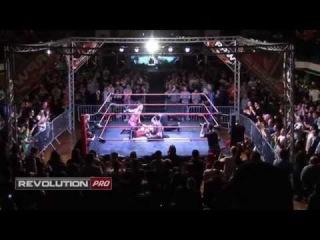 RevPro TV #5 feat: Ricochet & Rich Swann vs Will Ospreay & Paul Robinson