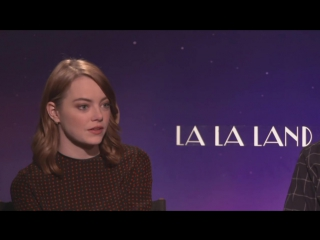 Making of La La Land with Emma Stone, John Legend and director Damien Chazelle