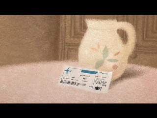 Билетик (2015). Теплый и добрый короткометражный мультфильм.