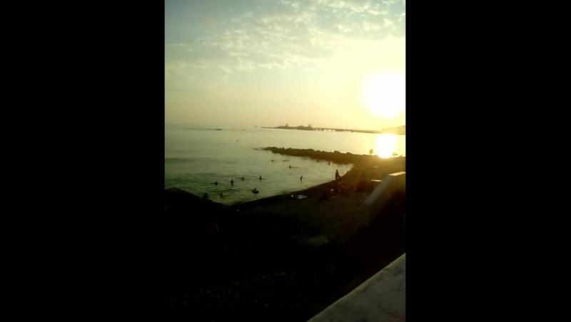 море солнце пляж и Я