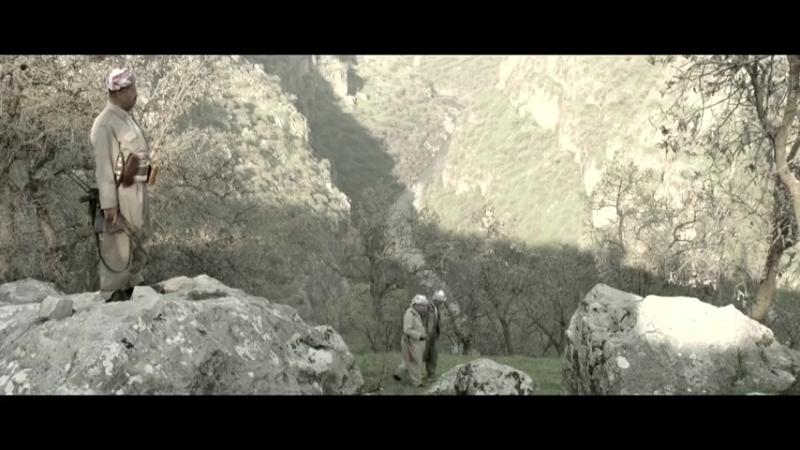 Delil Dilanar peshmerga