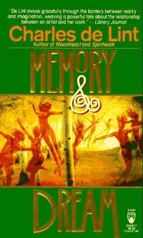 Memory & Dream - Charles de Lint