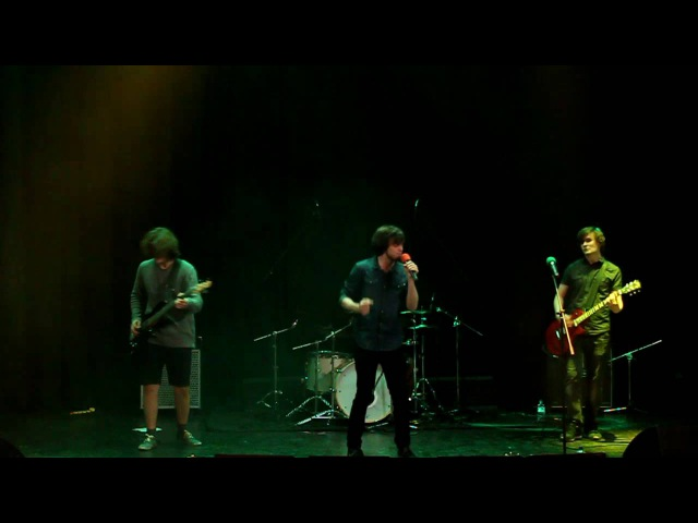 Wan't Stop Green Beatle Green Day The Beatles cover live Технотрек 09 09 2016