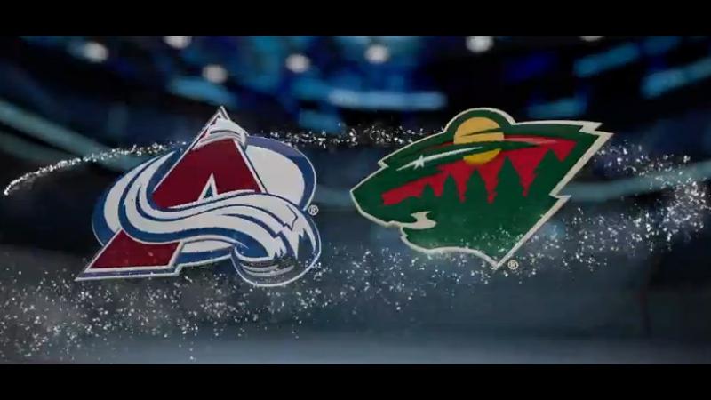 Миннесота Колорадо 5 2 3 04 2017 Обзор матча НХЛ