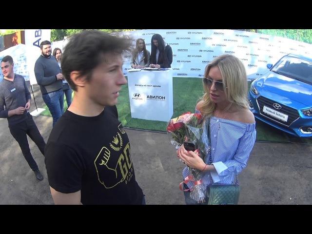 GoSport Интервью с ведущей телеканала МатчТВ Марией Орзул