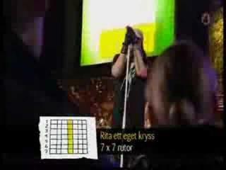 Lillasyster - Umbrella live @ sommarkrysset!