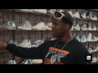Outpac x VPerevode: A$AP Ferg прикупает сникеры с Complex
