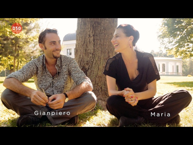 Cabeceo Stories Maria and Gianpiero