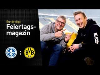 Das Feiertagsmagazin mit Felix Passlack | SV Darmstadt 98 - BVB