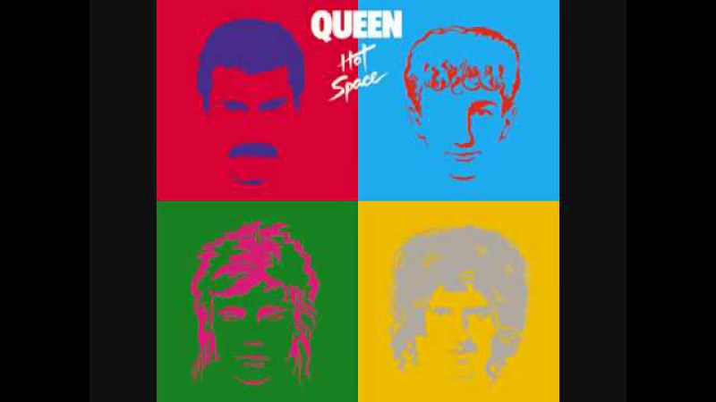 Queen Hot Space 04 Body Language