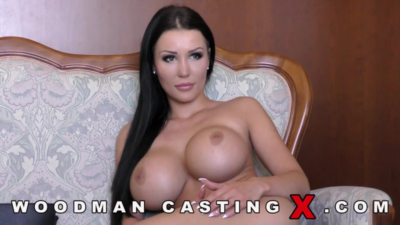 18 | J e w e l r y | Patty Michova [HD, casting, big tits, anal, sex, porno, woodman, new 2016]