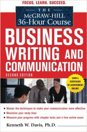Business Writing and Communication (2nd edition)