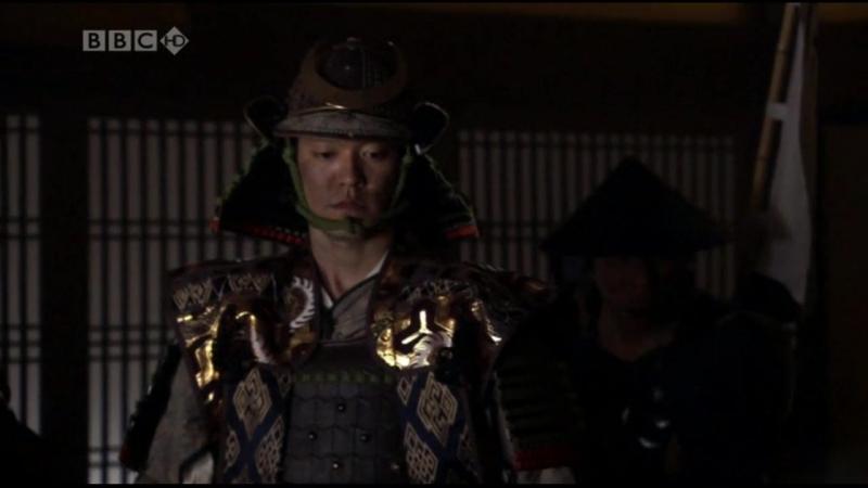 BBC Великие воины Сегун Токугава Оборона замка Фусими