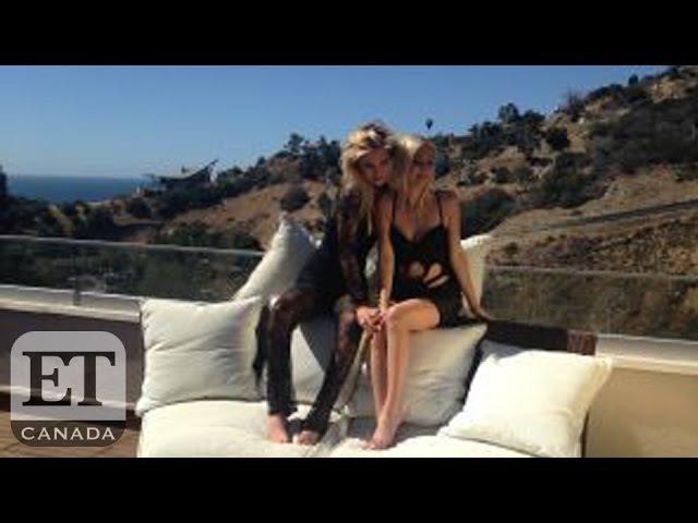 Ava Sambora Is Joe Simpson's Newest Photography Muse