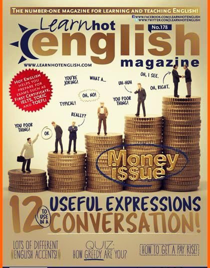 Hot English Magazine - Audio Edition (#178 March 2017)