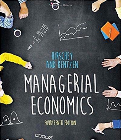 Managerial Economics, 14th edition