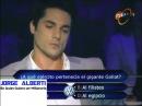 Jorge Alberti En Quien Quiere ser Millonario