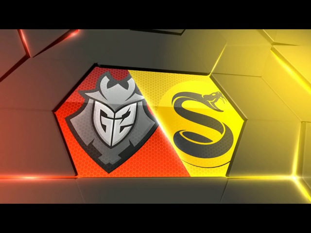 G2 eSports vs Splyce Game 2 S7 EU LCS Spring 2017 Week 7 Day 2 G2 vs SPY G2 W7D2