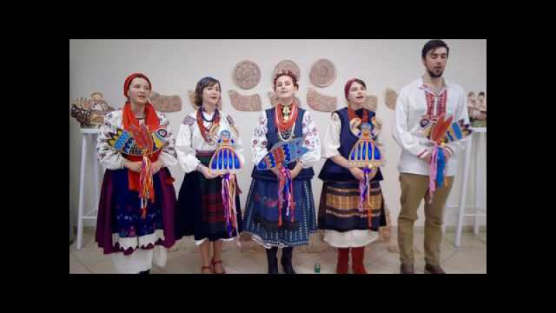 Колядки Валентины Проценко и этно-группы Витинанка