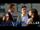 Что за сериал? Белый воротничок White Collar HD K O T ᵗᵛ