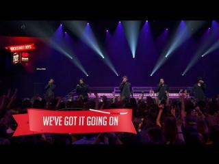 Backstreet boys – we've got it going on | iheartradio | live