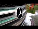 Как на счет теста Mercedes gl450