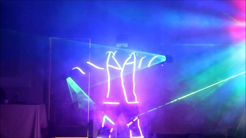 Laser Man Show Омск