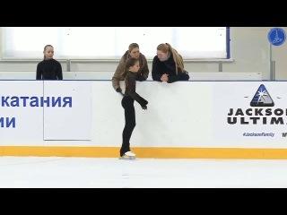 Анастасия ШАБОТОВА Элементы 1 Первенство России среди девушек и юношей (ст. группа)