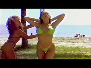 Bikini Beach Race | Ron Jeremy | Dana Plato | Full Length Comedy Movie | Rare VHS Tape | English