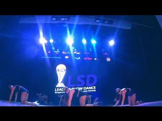 LSD 2017 - Delight Erotic Show New Small Group (Киров)