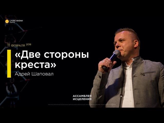 Андрей Шаповал Две стороны креста 11 02 18