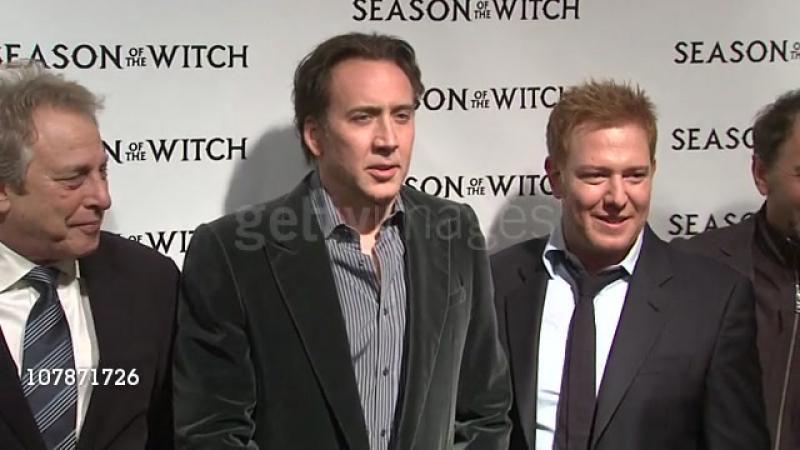4 января 2011 › Премьера фильма Время ведьм