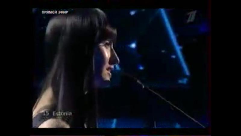 Urban Symphony Randajad Эстония Евровидение2009