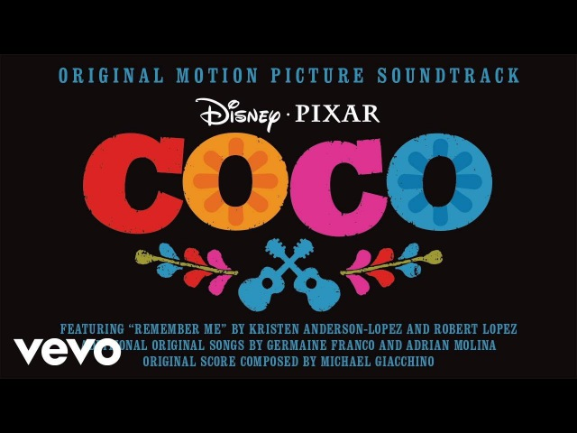 Anthony Gonzalez, Ana Ofelia Murguía - Remember Me (Reunion) (From Coco/Audio Only)