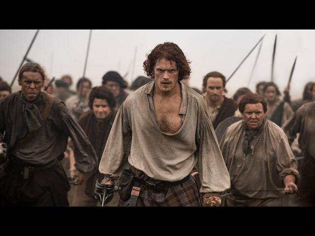 Outlander - Jamie Claire - Give fire / Дай огня
