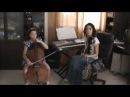 Упражнения для импровизации. Скрипка и виолончель