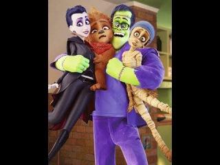 МУЛЬТФИЛЬМ, СЕМЕЙНЫЙ Мы – монстры «В семье не без монстров!»