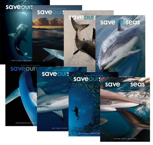 Save Our Seas - Issue 1, April 2014