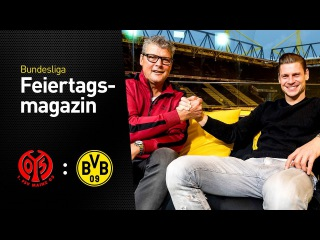 Das BVB total!-Feiertagsmagazin mit Lukasz Piszczek | 1. FSV Mainz - BVB