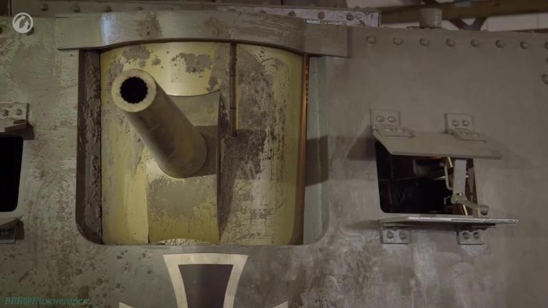 Самые странные боевые машины мира Штурмовая бронированная машина A7V Познавательный оружие